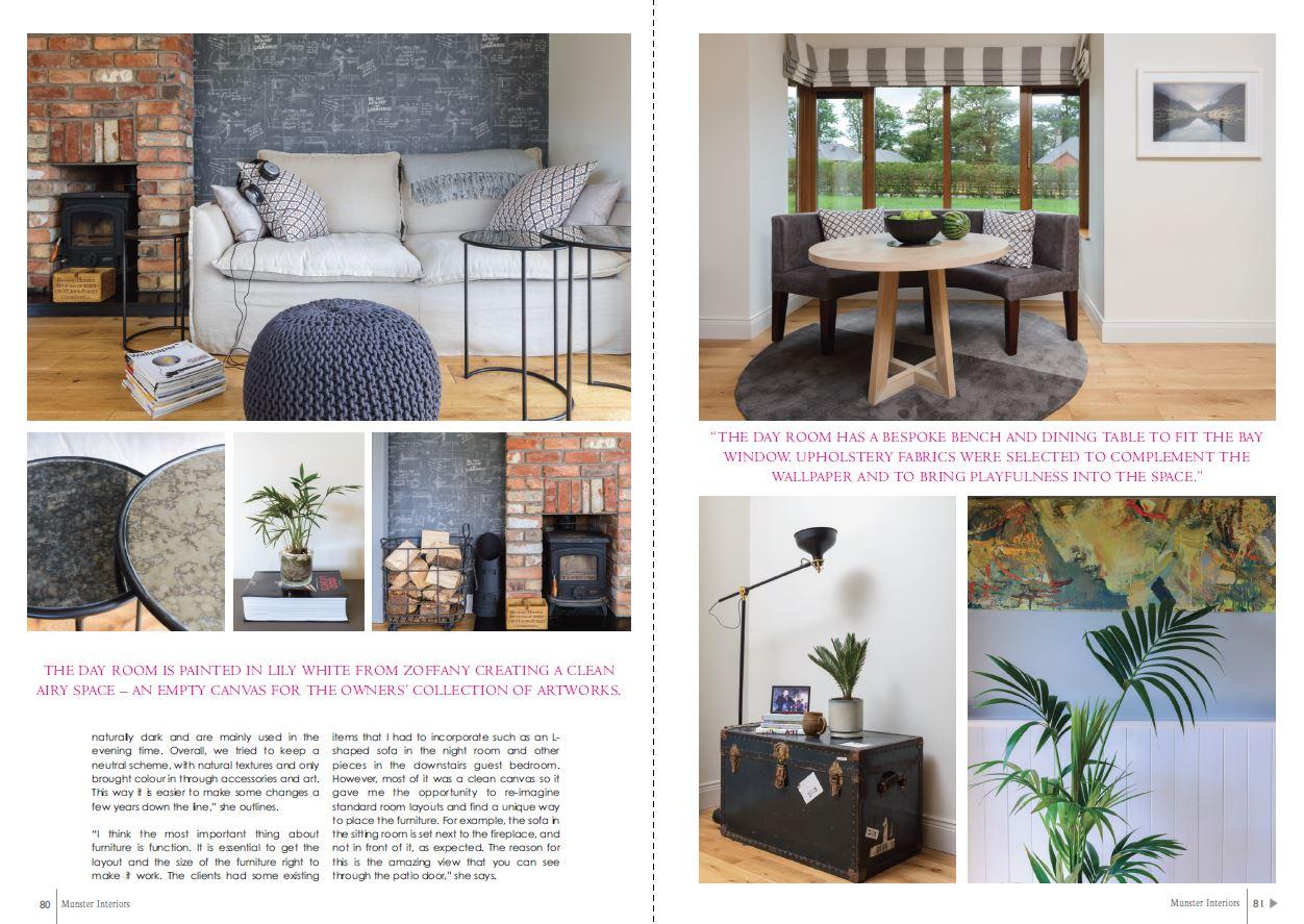 House shoots | Munster Interiors Magazine