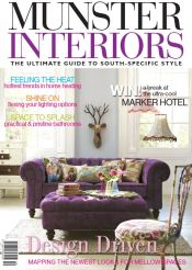Munster Interiors Cover 2013