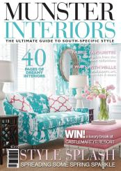 Munster Interiors Spring 2014 Cover