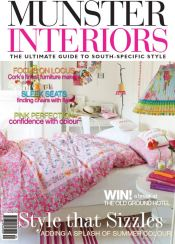 Munster Interiors Cover Summer 2013