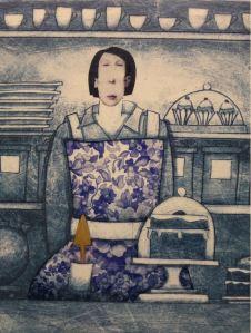 Teagirl by Wendy Kershaw