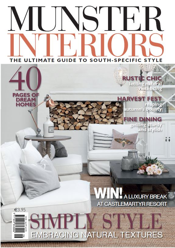munster interiors magazine the ultimate guide to south specific