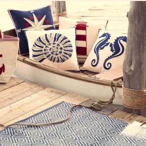 We're Loving Breezy Coastal Style in the Summer Issue