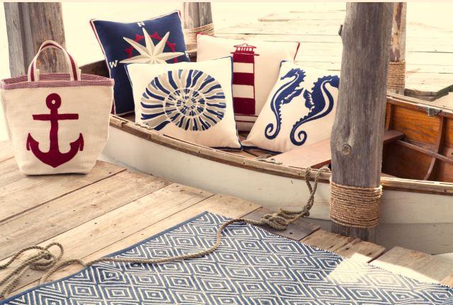 Fresh American cushions