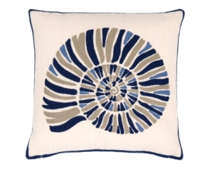 N26 Nautilus Navy Cushion_£75