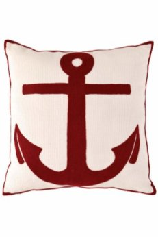 N27 Admiral Red Cushion_£75
