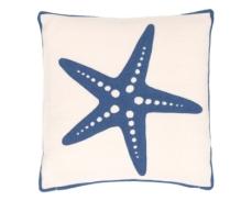 N28 Starfish Denim Cushion_£75