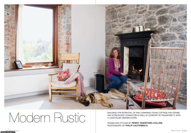 Modern Rustic DPS 1